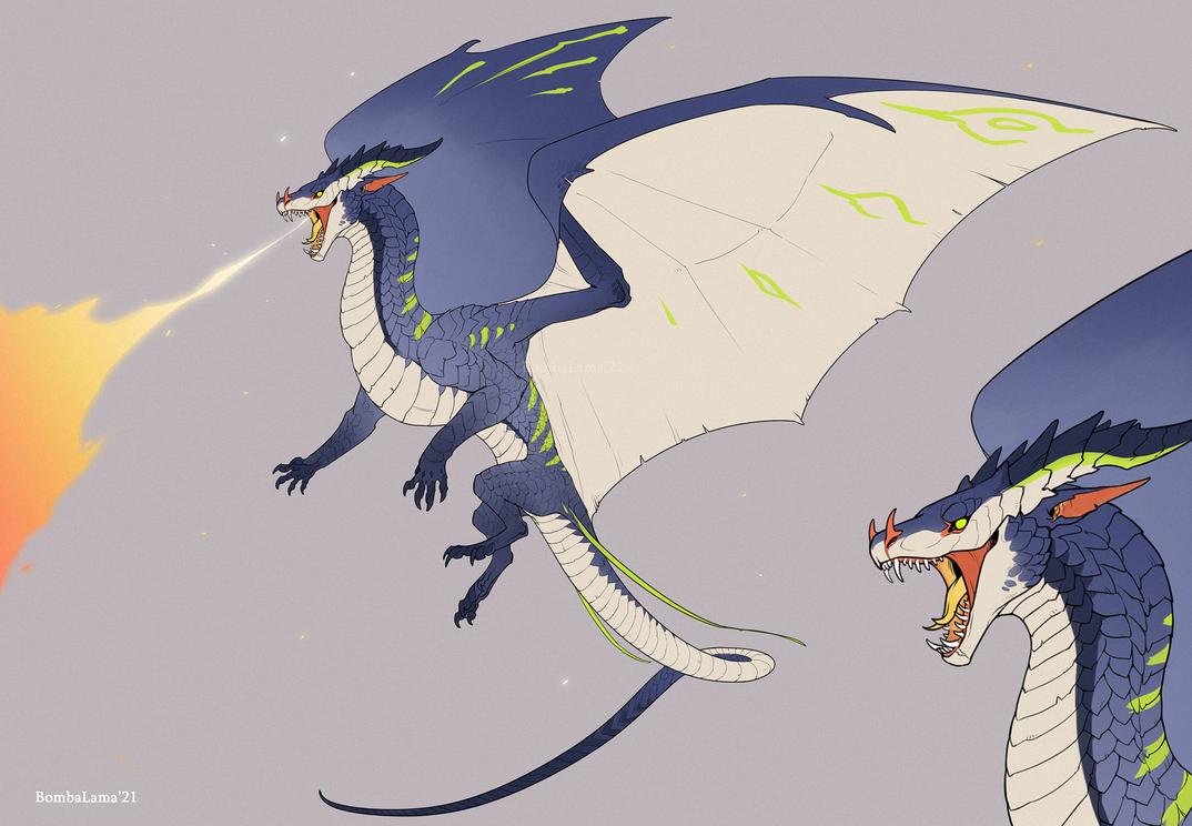 Dragon Hunter [ADOPT OPEN]