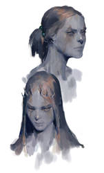 more heads by catbib