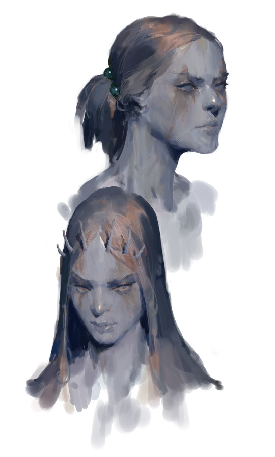 more heads