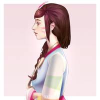 DVA hanbok