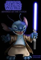 Revenge of the Stitch by NubianKitten