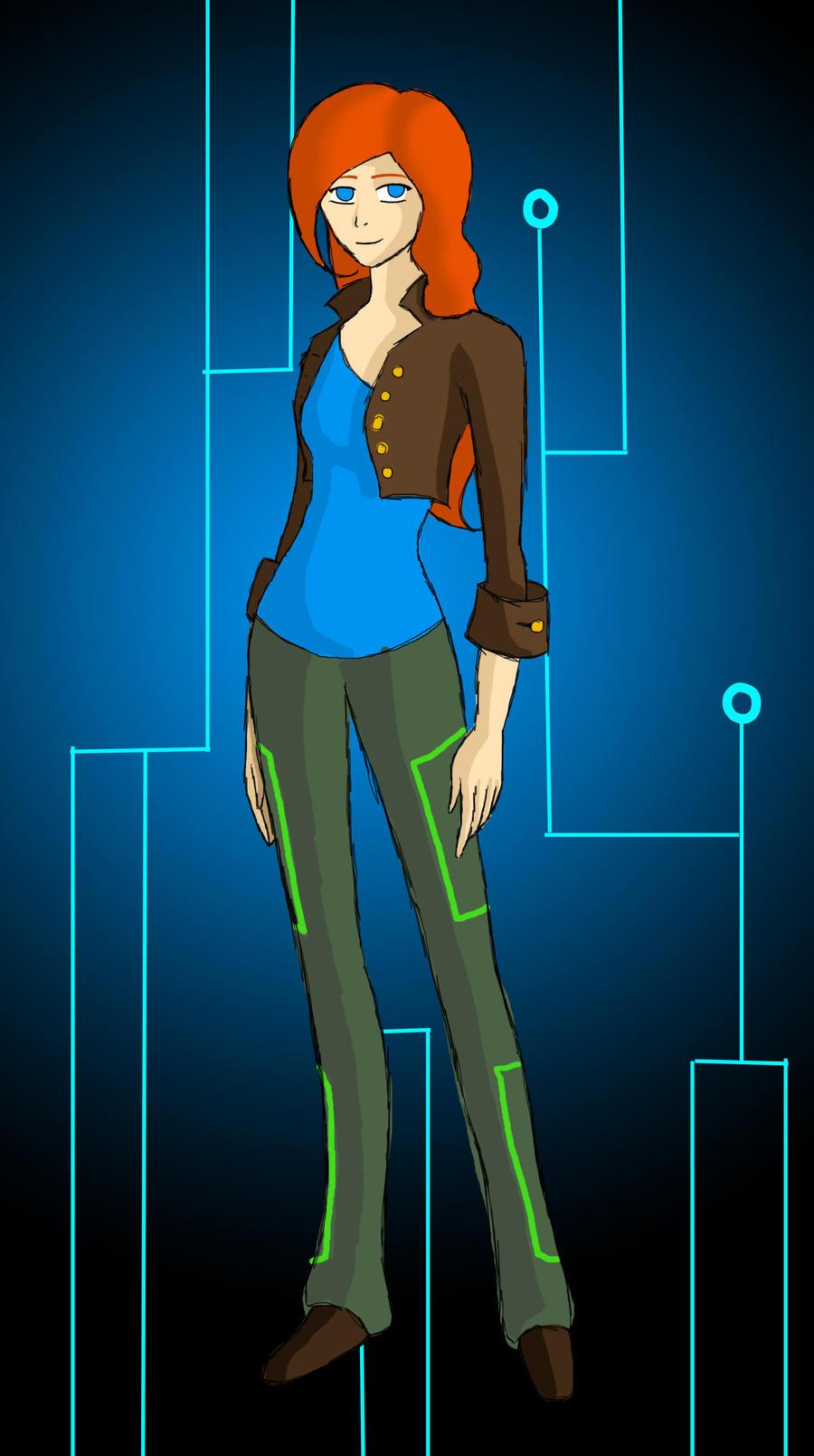 Rachael MOA Style by JesamineFey123