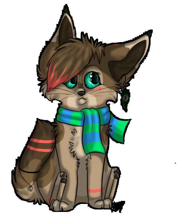 Shya by Foxface-x3