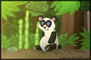 Panda by Foxface-x3