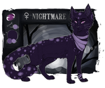 Nightmare | Reference Sheet