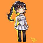 Chibi Takao by YumomoChan