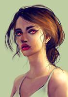 Vampire by sieere