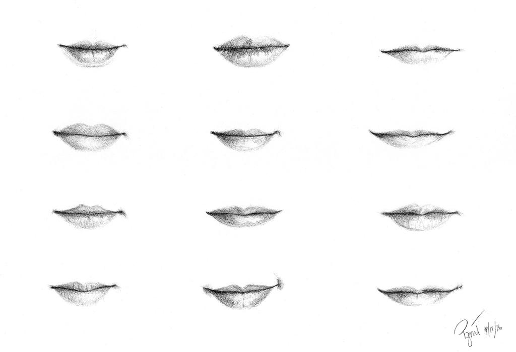 1000 images about reference on pinterest brothers for How to draw cute lips