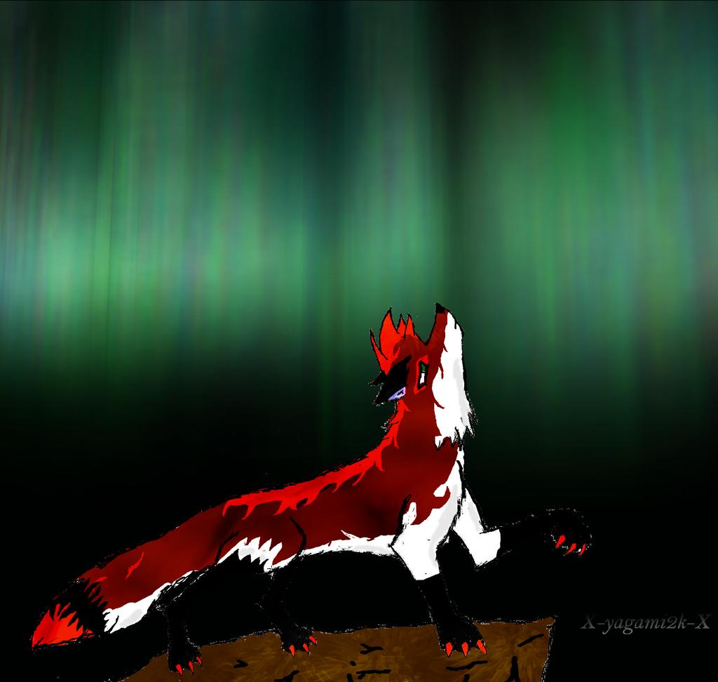 The Aurora by X-yagami2k-X
