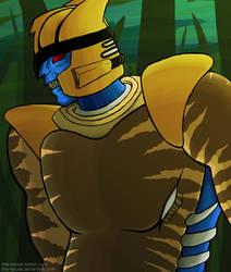 Dinobot by the-edude