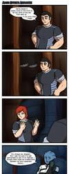 Mass Effect: Romance by the-edude