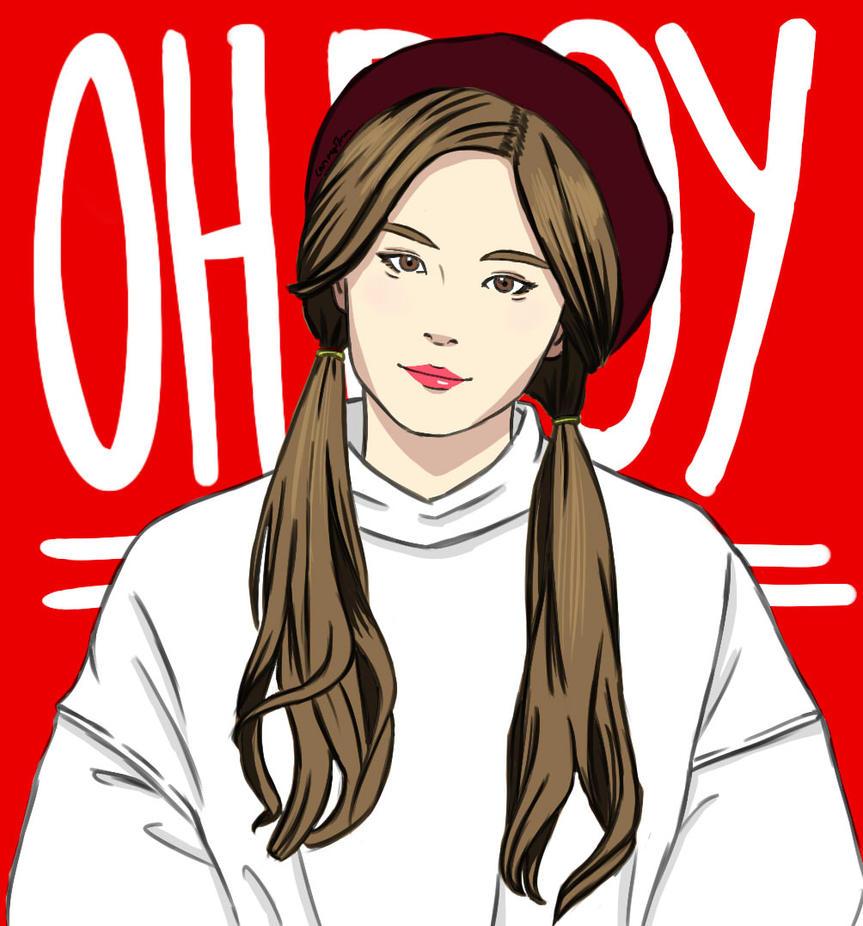 Oh Boy by OriginalCrayon