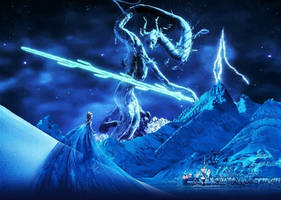 Frozen 3: Legend of the Divine Dragon
