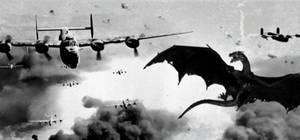 Medieval Fantasy / World War II crossover