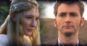 Immortals (Galadriel meets the Doctor)