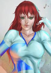 Alice by sahz06
