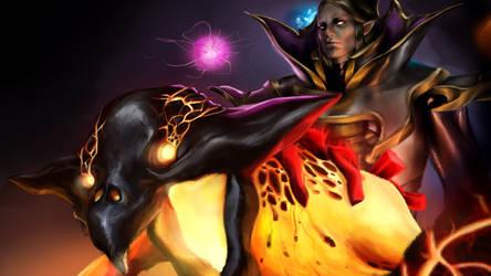Forge Spirit by sahz06