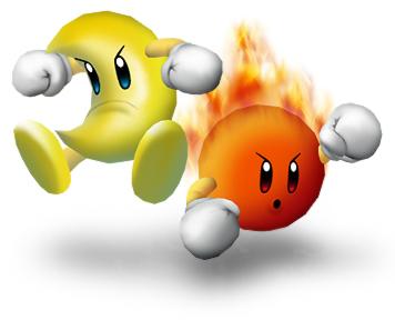 Mr. Shine and Mr. Bright by immortalomni