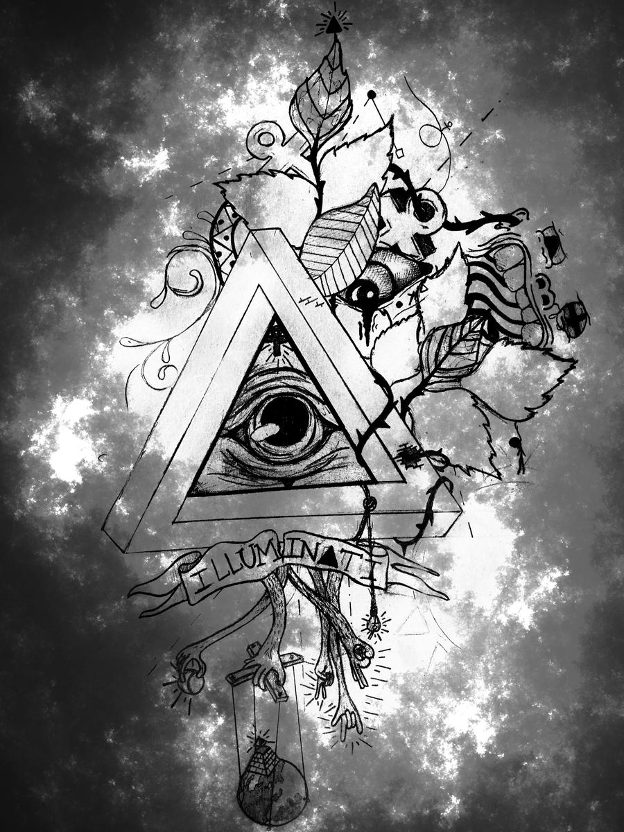 Illuminati Tattoos Designs Illuminati tattoos for girls