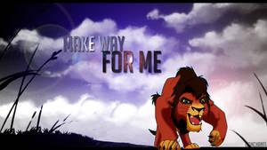 Make way for Kovu