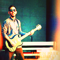 Mike Shinoda ICON#1 by LionChanti