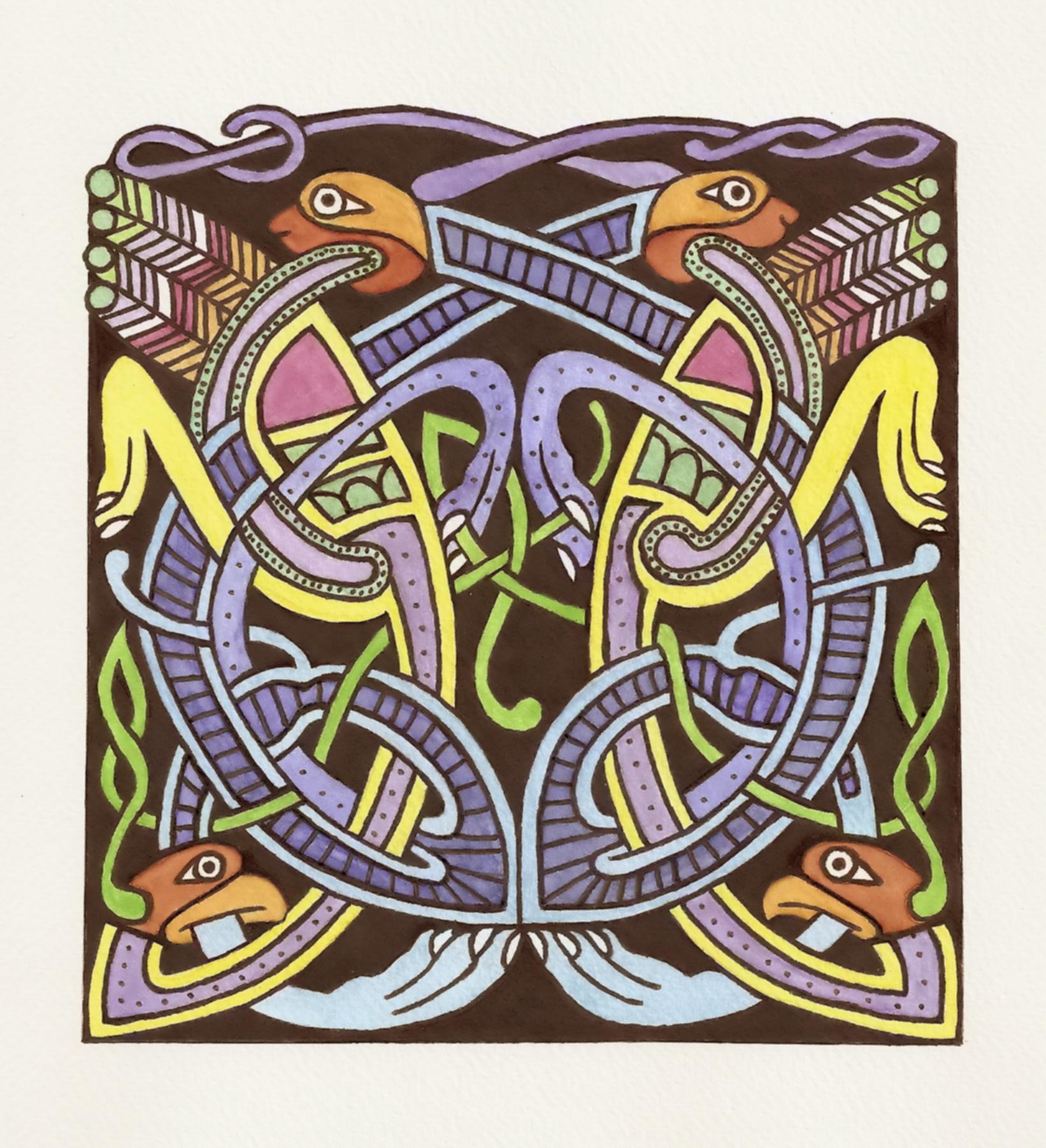 1000 Images About Celtic Art On Pinterest