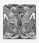 Celtic Animals_Book of Kells 2