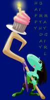 Happy Birthday Raygirl