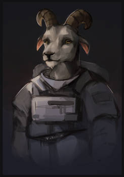 Space Goat