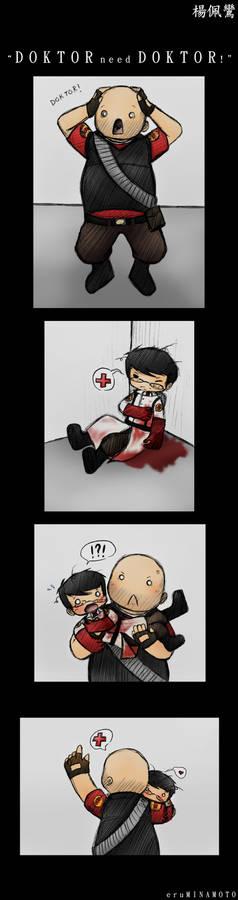 __TF2: DOKTOR need DOCTOR__