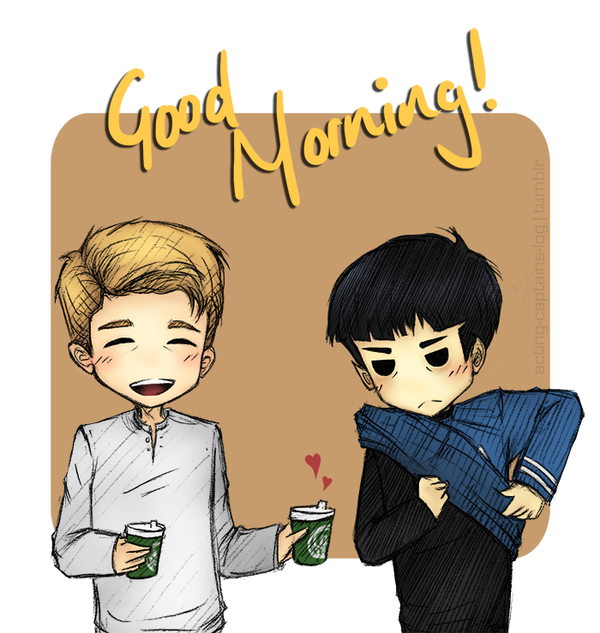 K/S: Good Morning! by xCheckmate