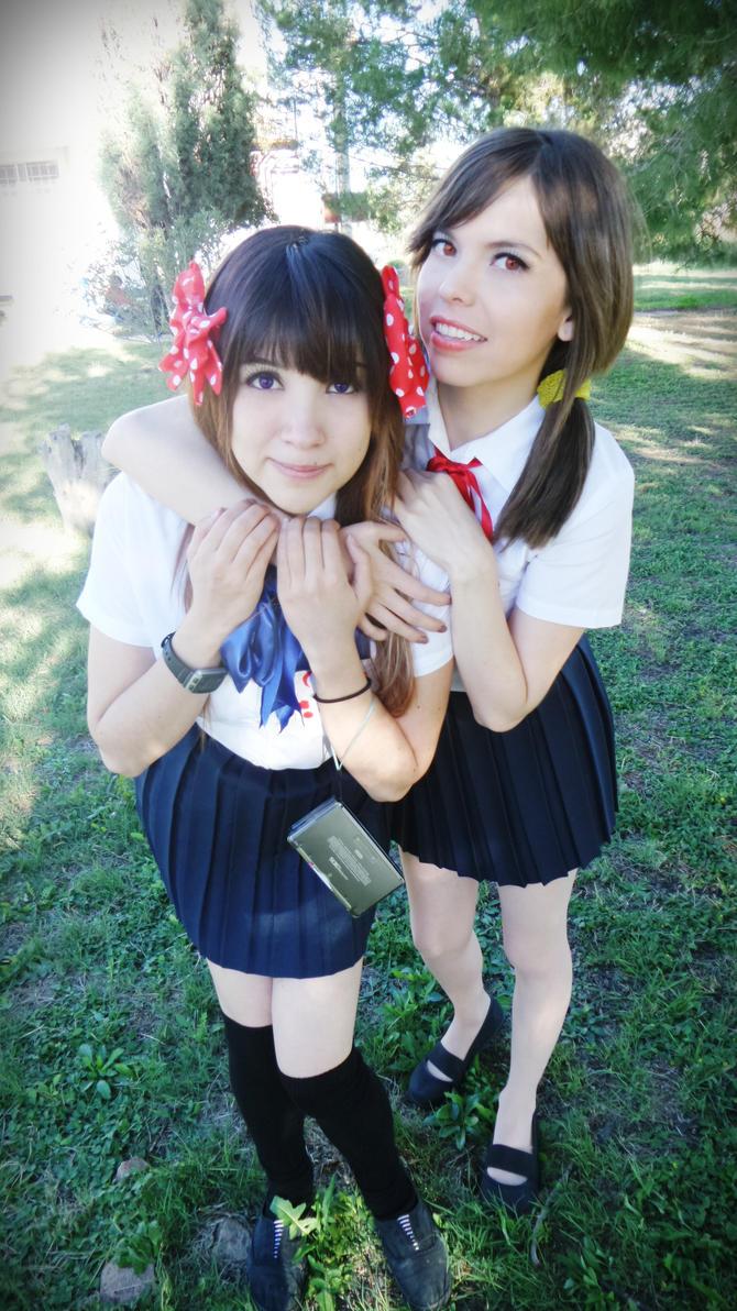 Friendship Sakura Seo - Gekkan Shoujo Nozaki kun by MyobiXHitachiin