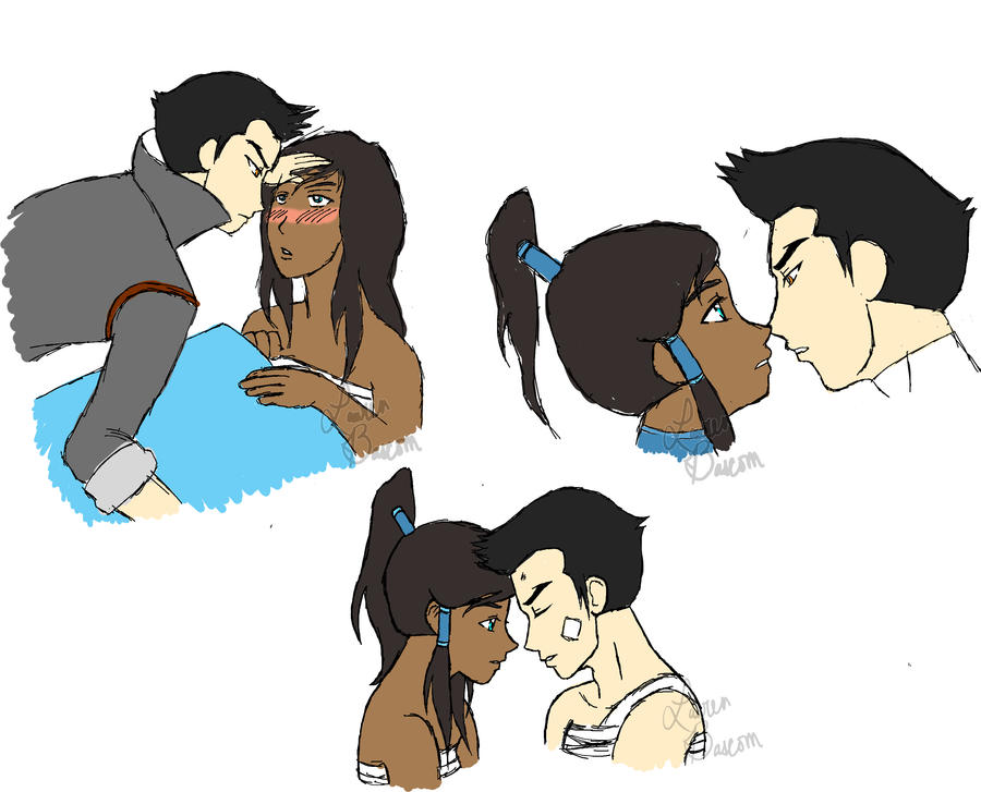 Makorra Happy Days by allhailnarusama on DeviantArt