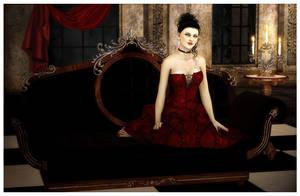 Waiting for Midnight by Shaelynn