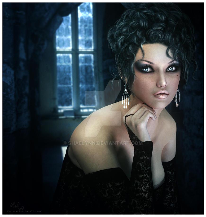 Black Lace by Shaelynn