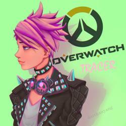 Punk Tracer Overwatch
