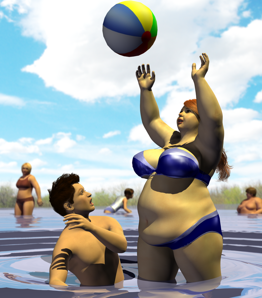 Summer balls by bredy