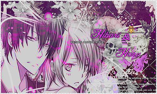 Firma HibaHaru by AlondraStyle