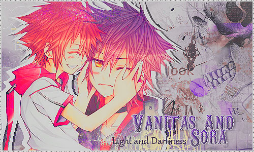 Edition's Vani and Sora by AlondraStyle