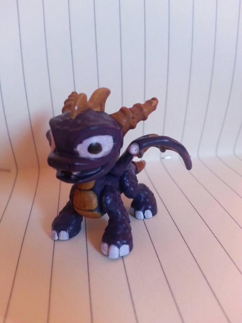 Spyro repaint by alfangore