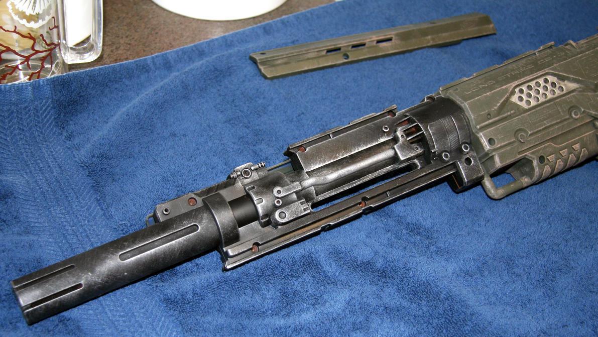 Nerf Longshot Custom 3 by JohnsonArms