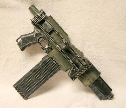 Custom Nerf Alpha Trooper 5