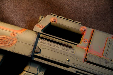 UNSC Deploy Detail Shot by JohnsonArmsProps
