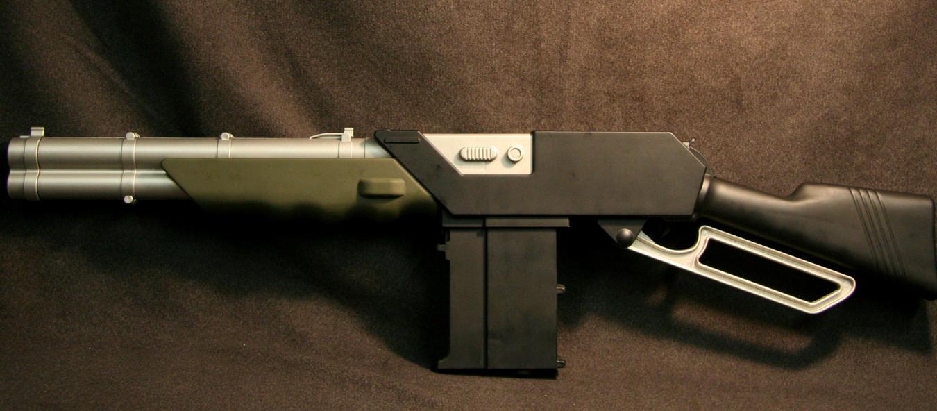 Image titled Make a Nerf Shotgun Step 4