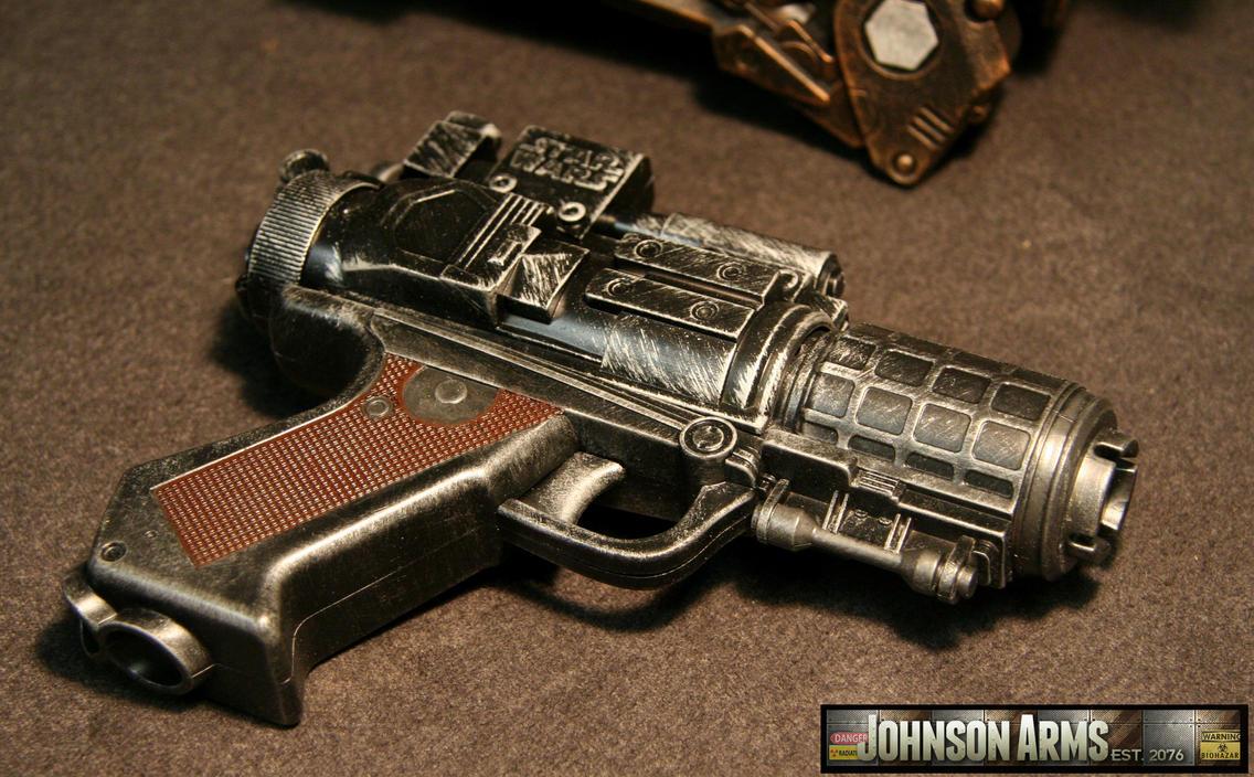 Nerf Star Wars Blaster by JohnsonArms