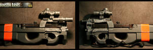 P90 Tactical Complete by JohnsonArmsProps