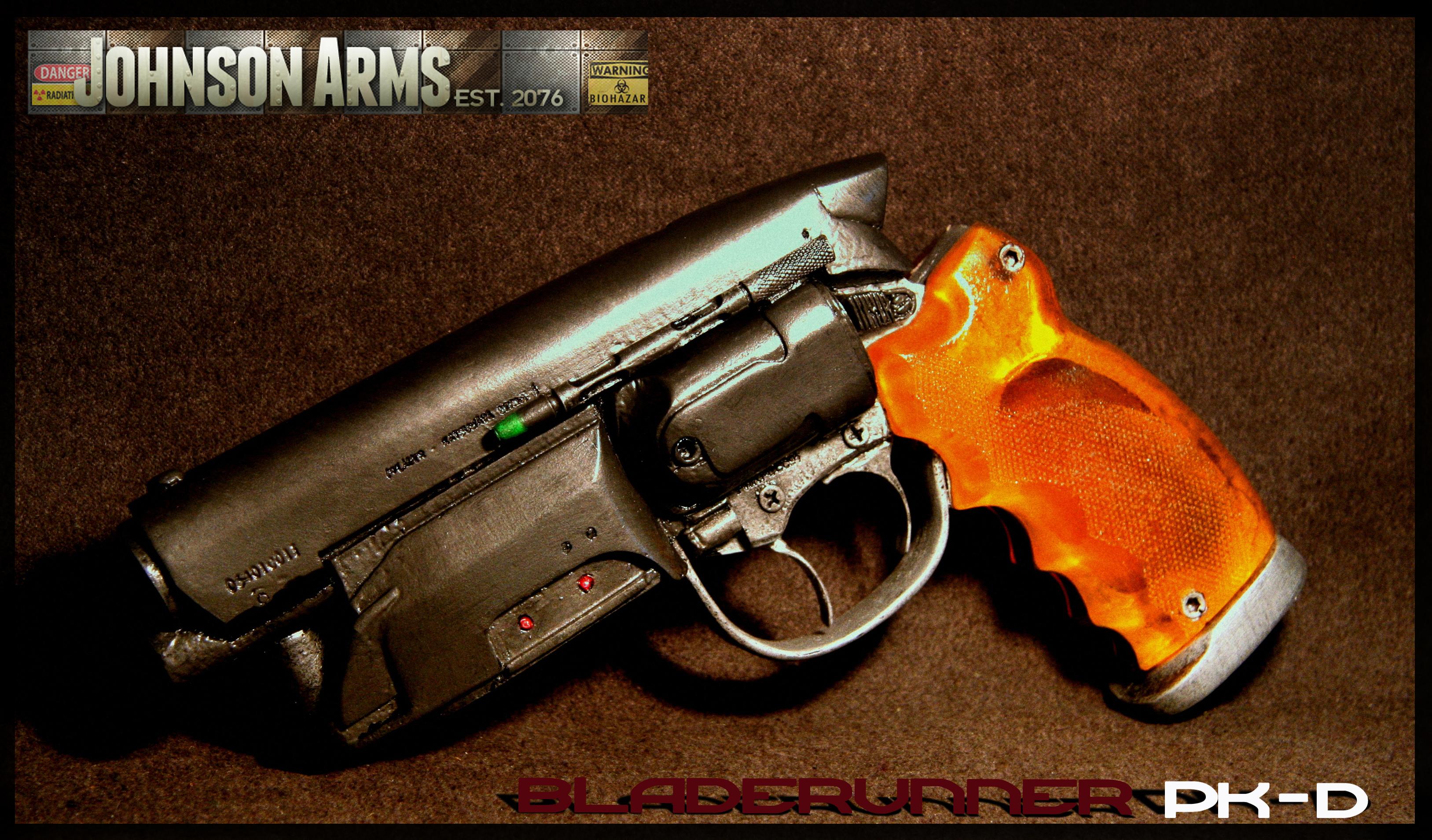 Blade Runner PK-D Complete Rev by JohnsonArms
