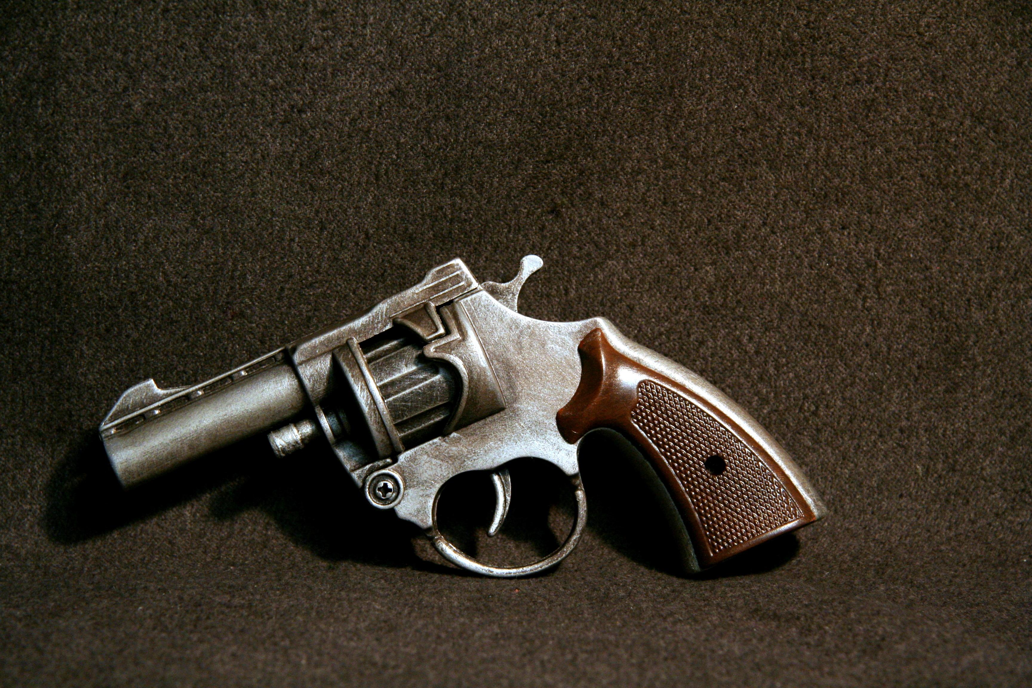 Just a simple cap gun? by JohnsonArms