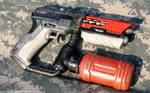 District 9 Squirt Gun Redux