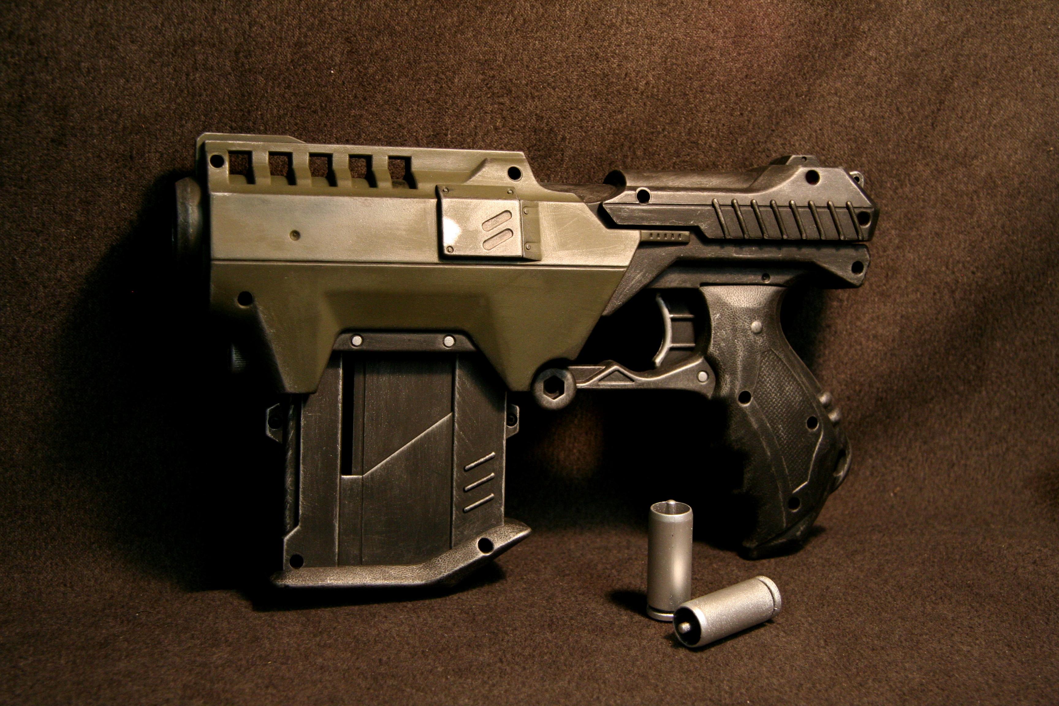 Lanard Shell Shock X6 by JohnsonArms